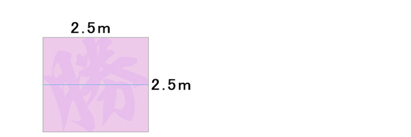 パイフラのサイズ図